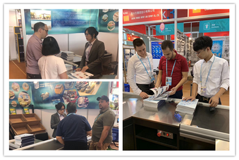 Keshun Business Equipment Ended Attending Canton Fair Successfully